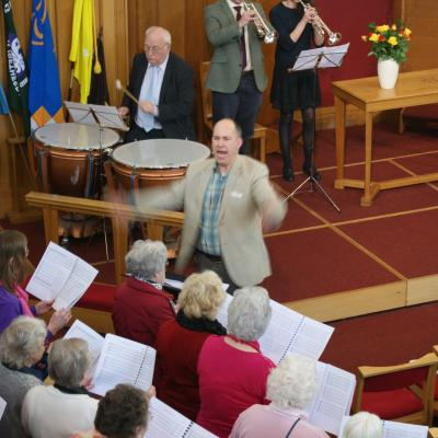 Bethesda   Choir, Conductor and backing (2)