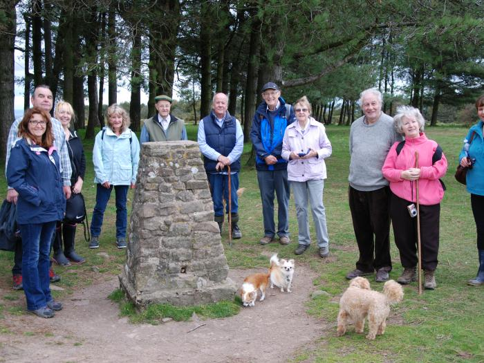 May Hill Autumn Walk 2017
