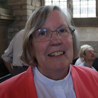 Revd Heather Upton