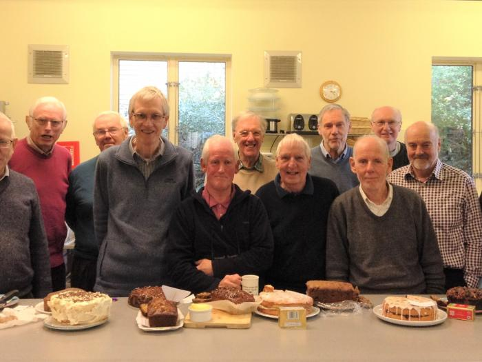 Wotton Men's Group Bake Off